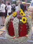 """Erntedankfest 27.09.15 Motto """"Rund um die Grombeere"""""""
